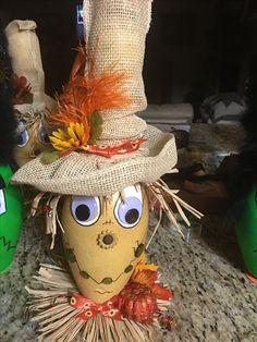 Bowling Pin Crafts, Bowling Pins, Bowling Ball, Golf Ball, Fall Crafts, Halloween Crafts, Holiday Crafts, Fan Blades, Pin Art