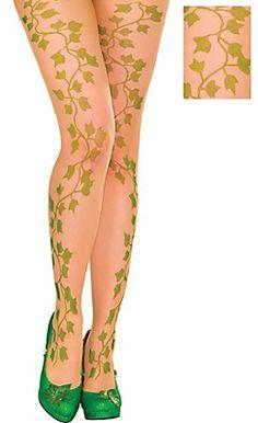 Poison Ivy Tights - Batman