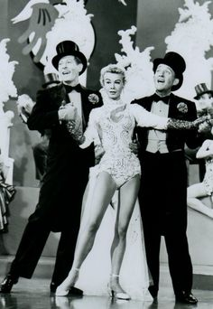Forever my all time favorites and movie!!!!!!!!! Danny Kaye, Vera-Ellen & Bing Crosby