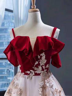 New Burgundy Velvet Long Prom Dresses with Straps – Viniodress Oscar Dresses, Evening Dresses, Straps Prom Dresses, Bridesmaid Dresses, Casual Dresses, Fashion Dresses, Formal Dresses, Pretty Dresses, Beautiful Dresses