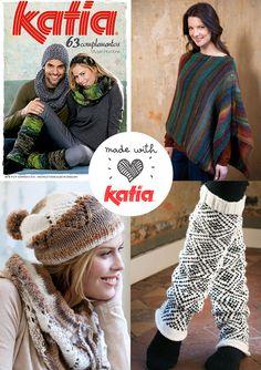Revista Katia Complementos Otoño · Invierno 2014 / 2015   Katia Accessories Magazine Autumn · Winter 2014 / 2015