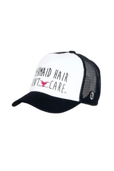 f0cd5d489f8 Shop the best brands   latest trends at M.Fredric Mermaid Hair Don t Care Trucker  Hat (Little Girl)