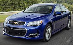 Nossos Autos: Chevrolet SS, o discreto muscle car da GM