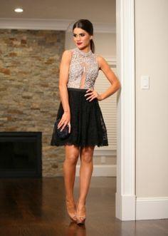 8 modelos de vestidos curtos de festa das blogueiras para te inspirar - Dicas de Mulher