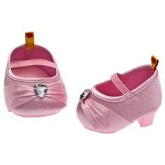 Pink Gem Heels - Build-A-Bear Workshop US