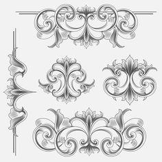 Vector Ornaments