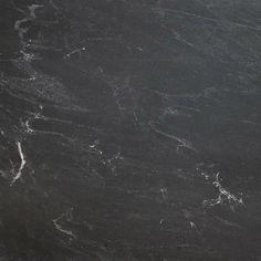 Stonemark Granite 3 in. x 3 in. Granite Countertop Sample in Black Mist Antiqued Types Of Countertops, Black Granite Countertops, Custom Countertops, How To Install Countertops, Black Kitchen Countertops, Natural Stone Countertops, Light Granite, Soapstone Kitchen, Countertop Options