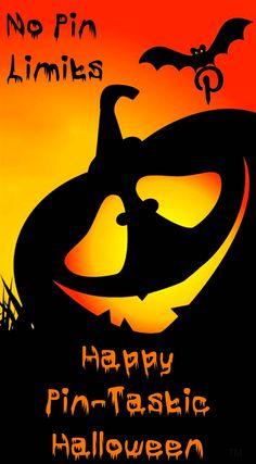 Happy Pin-Tastic Halloween Pinterest Pin Pals <3 No Pin Limits so Enjoy <3 Tam <3