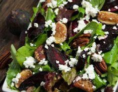 Η σαλάτα με την απόλυτη vinaigrette & μόνο με 250 θερμίδες - Jenny.gr