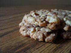 German Chocolate Coconut-Pecan Cookies asoutherngrace.blogspot.com