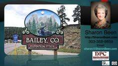 http://ift.tt/2d0bIpt Bailey is an unincorporated  quiet and rustic mountain town on a very scenic route along the South Platte River.   Surrounded by Pike National Forest  Bailey is just 45 miles southwest of Denver on Hwy 285 between Conifer and Fairplay.  Pine is located between Conifer and Bailey.  Both Bailey and Pine are mountain hideaways near all the amenities of Denver.    At an altitude of 7 750 feet  it is an excellent area for hunting and world class fishing.  A herd of about 200…