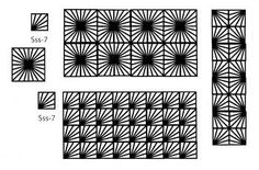 MKM Ideas Image for Sss-7 Stamp with multiple designs.