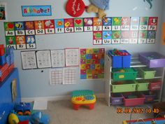 Lots of interesting images here- some meet the FCCERS, some don't, but a great idea and conversation starter with your family, other home providers, or your coach! family child care room layout - Google Search