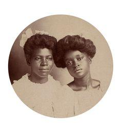 The Thompson SistersWaco, Texas[Thompson Family Album]©WaheedPhotoArchive, 2015