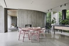 Twig House by Leeton Pointon Architects + Interiors, and Allison Pye Interiors