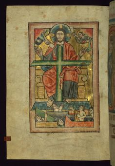 Psalter, Last Judgment, Walters Manuscript W.78, fol. 97v by Walters Art Museum Illuminated Manuscripts http://flic.kr/p/9ZVJfJ