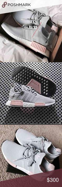 c67ed9875 New Adidas NMD R1 Onyx Grey NO TRADES     New Women Adidas NMD