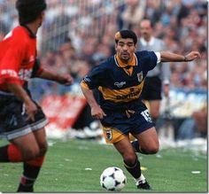 Diego Maradona, Boca Juniors 1995