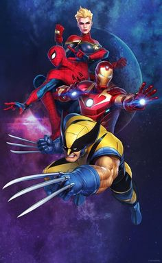 Ultimate alliance 3 the black oder Iron Man Marvel, Marvel Fan, Marvel Dc Comics, Marvel Heroes, Marvel Characters, Marvel Avengers, Avengers Alliance, Iconic Characters, Cartoon Characters