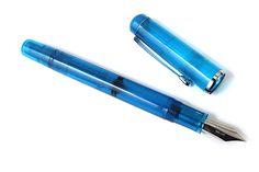 Noodler's Konrad Flex Fountain Pen - Hudson Bay Fathoms Blue - NOODLERS 14001----Yeah?