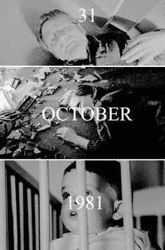 """R.I.P. James and Lily Potter - """"Is it true, Albus? Lily and James… are dead?""""   """"After all he's done… all the people he's killed… he couldn't kill a little boy? It's just astounding… of all the things to stop him… but how in the name of heaven did Harry survive? (…) He'll be famous, a legend, I wouldn't be surprised if today was known as Harry Potter day in the future, there will be books written about Harry, every child in our world will know his name!""""   """"To Harry Potter, the boy who…"""