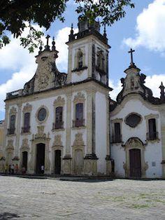 Igreja de Nossa Senhora do Carmo, João Pessoa, Paraíba, Brasil