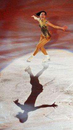 Akiko Suzuki, Japan Figure Skating Championships 2011@Osaka, Exhibition