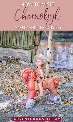 How to safely plan a Chernobyl trip (step by step) - Adventurous Miriam Europe On A Budget, Europe Travel Tips, Places To Travel, Travel Destinations, Travel Plan, Chernobyl Today, Chernobyl Disaster, Europe Bucket List, Bucket Lists