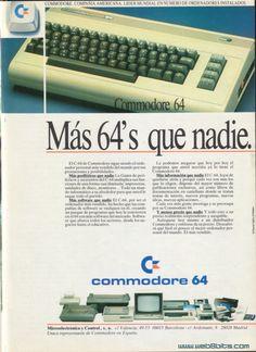 Ordenador Commodore 64    Publicado en la revista Commodore Magazine Nº 26    Fecha: Abril 1986