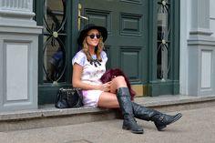 Soy Tendencia, Santiago fashion blog chile Punk, Blog, Outfits, Style, Fashion, Voyage, Saint James, Culture, Trends