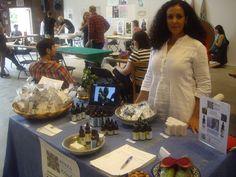 Meet KENZA Internaitonal Beauty at fairs and pop-up markets