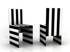 Stuhl aus Aluminium SIMBOLO | Stuhl - altreforme