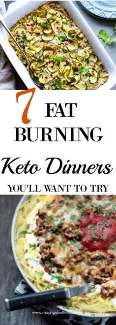 A Week of Keto Recipes That Taste Amazing And Help You Lose Weight#keto #fatburning #chasingabetterlife
