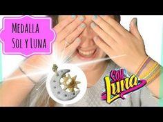 """♥ Tutorial: Colgante/Collar de """"Soy Luna"""" [MUY FÁCIL] ♥ - YouTube"""