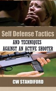 Self Defense Tactics and Techniques Against an Active Shooter  This could be the most important book you read in 2013. Short and concise with vital information that could save your life and the lives of others. It is on the Amazon Kindle now. Please educate yourself and your family. Thank you Adventures in Eatery for considering this pin. I hope a safe 2013 for all.