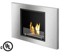 Ignis Lima Recessed Ventless Ethanol Fireplace UL Listed ... https://www.amazon.com/dp/B00XI1JCFW/ref=cm_sw_r_pi_dp_U_x_UDYEAbF8H1AYG