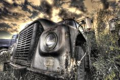 Old Rusty Truck