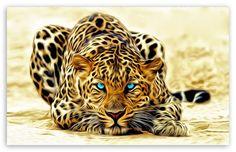 Painting Leopard