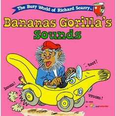 Bananas Gorilla's Sounds