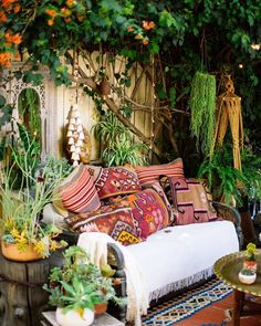 Traditional Home Remodel Setting intentions bohemian garden space. Home Remodel Setting intentions bohemian garden space. Bohemian House, Bohemian Patio, Bohemian Interior, Boho Gypsy, Bohemian Garden Ideas, French Bohemian, Bohemian Design, Modern Bohemian, Bohemian Theme