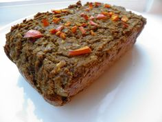 Pumpkinbread with hemp
