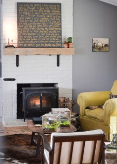 Living Room In A Louisiana Home | west elm