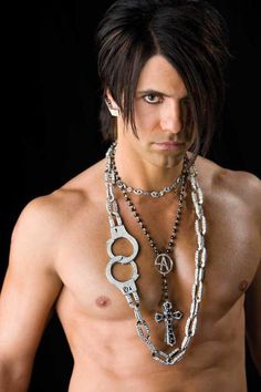 criss angel talks funny | American Magician Criss Angel Magic Photos & Videos Free World Photos ...