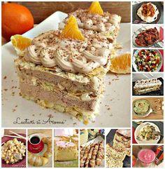 Carte de bucate lunara - februarie 2015 Cooking Recipes, Breakfast, Food, Morning Coffee, Chef Recipes, Essen, Meals, Yemek, Eten