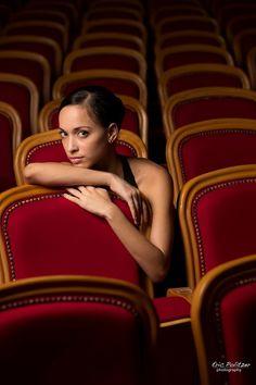 Best Seat in the House with Claudia García, Coryphée, Ballet Nacional de Cuba (2016) Ph. Eric Politzer ♥♥♥