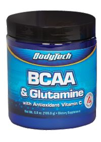 BodyTech Bcaa & Glutamine, 6.9 Ounces , Powder, two in one powder for less doing while making those powerful protein shakes #vitaminshoppe #contest