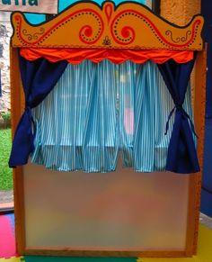 Resultado de imagen para teatrinos con cajas
