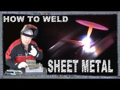 Welding Mild Steel Sheet Metal | TIG Time