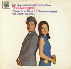 "A must-have LP: ""The Laurie Johnson Orchestra plays The Avengers (theme from the ABC Television Series and other favourites)"""