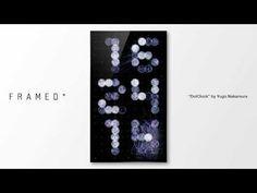 DotClock by Yugo Nakamura for FRAMED* - YouTube